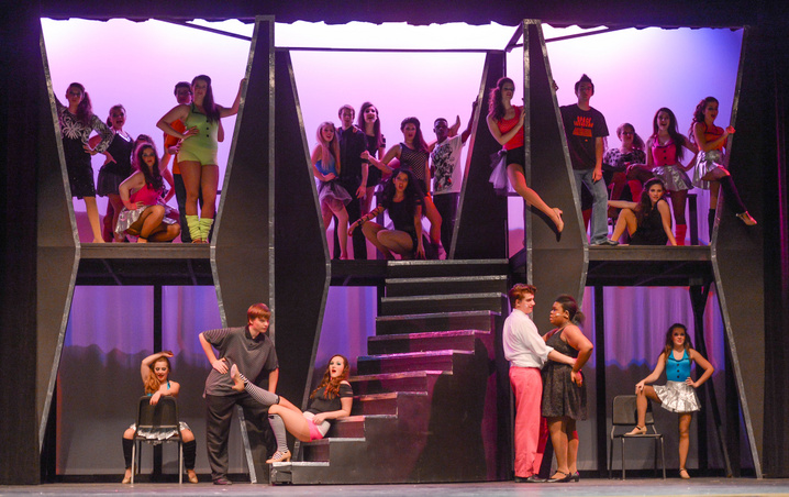 Return To The 1980s With Musical Comedy